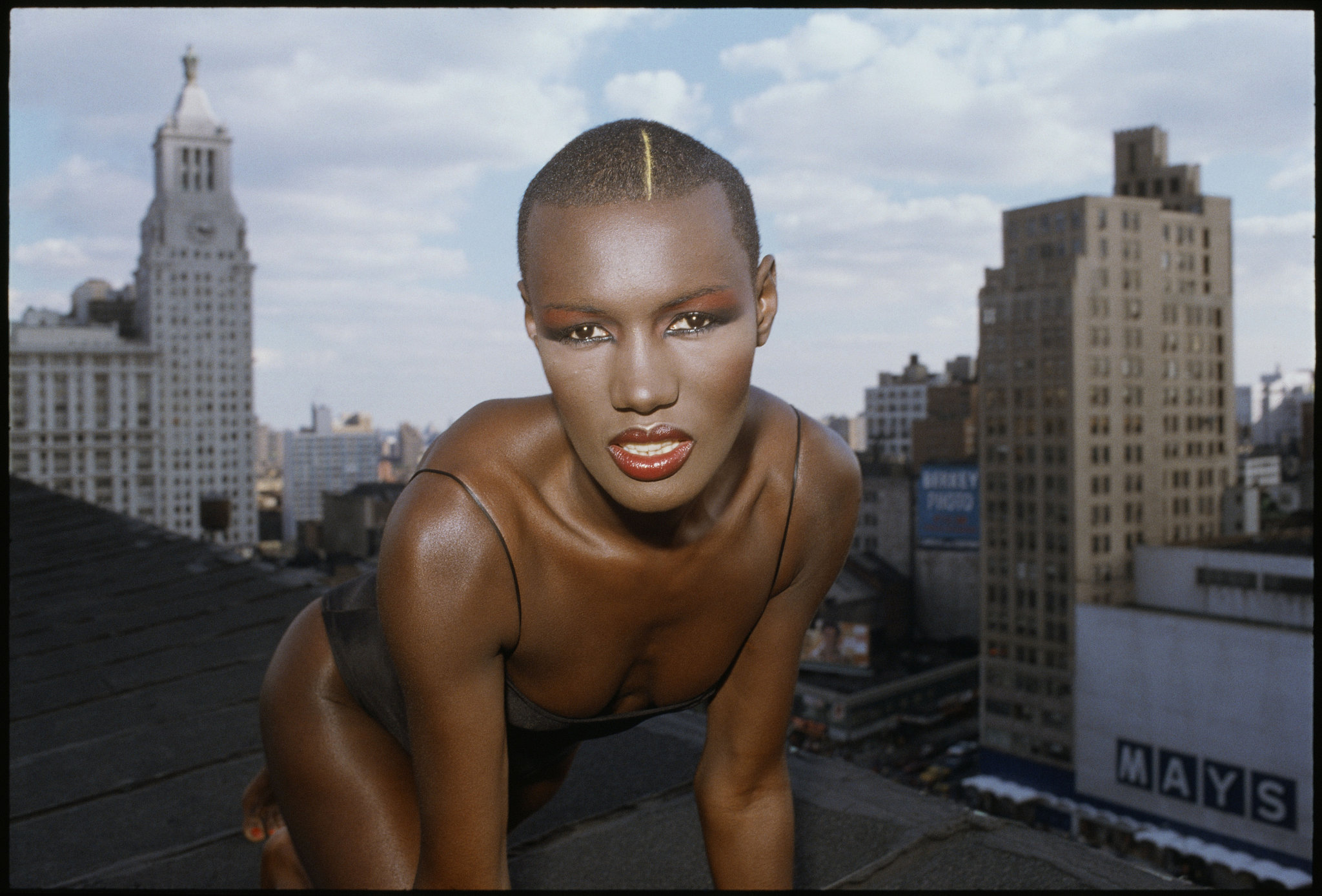 Inspiration behind the fall collection: Grace Jones