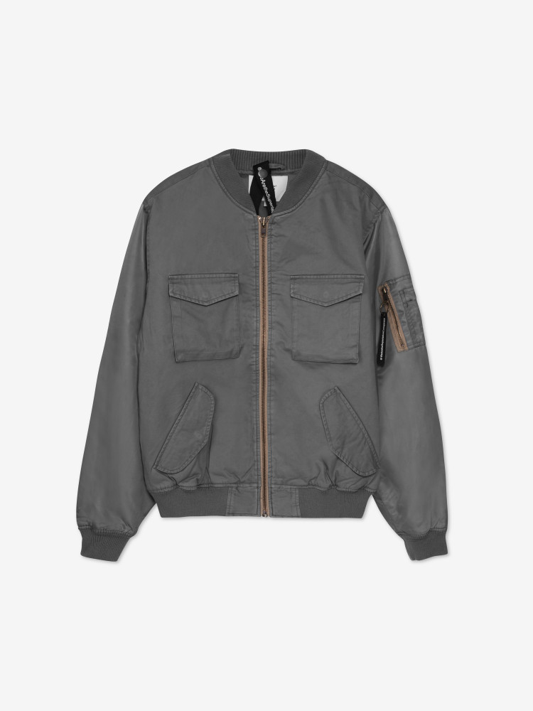 THE CONTRAST BOMBER