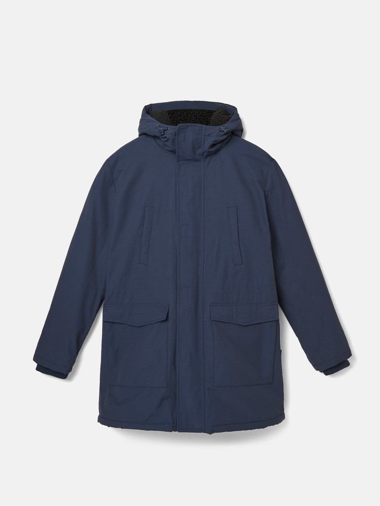 THE WINTER PARKA