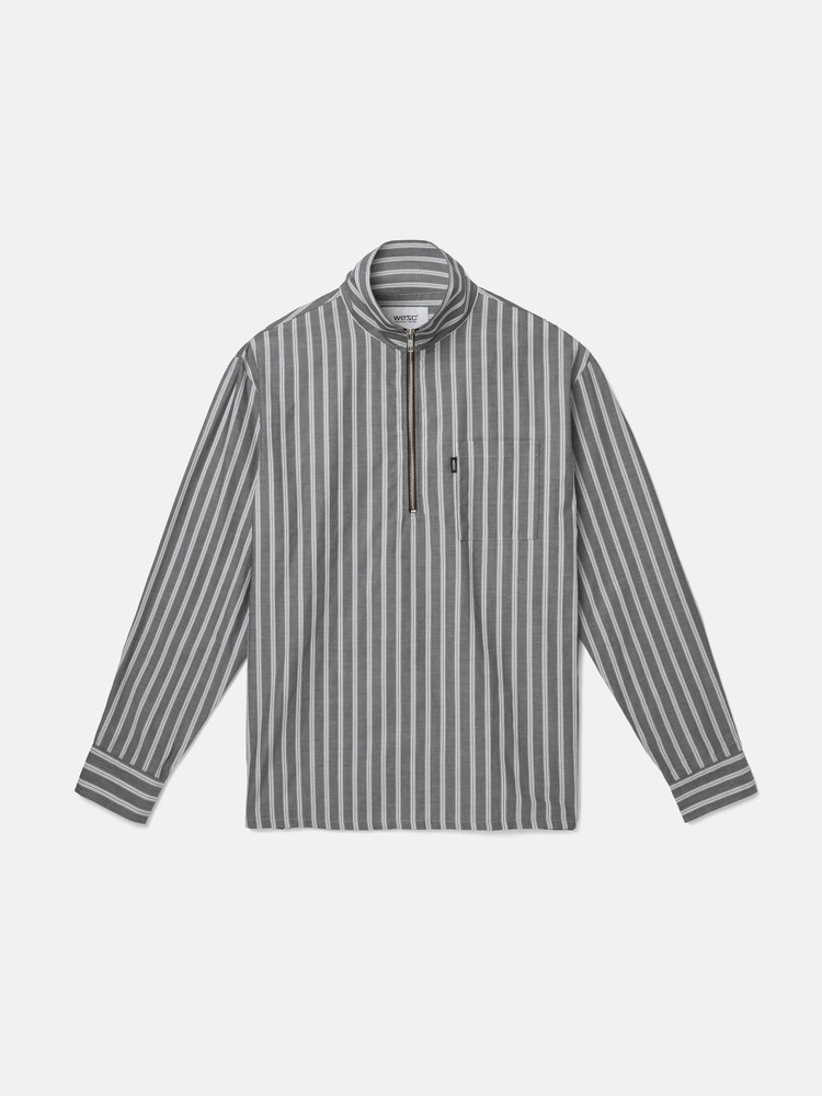 BANKS l/s shirt relaxed fi