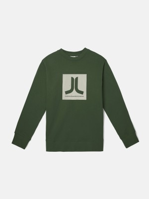 BOX ICON SWEATSHIRT