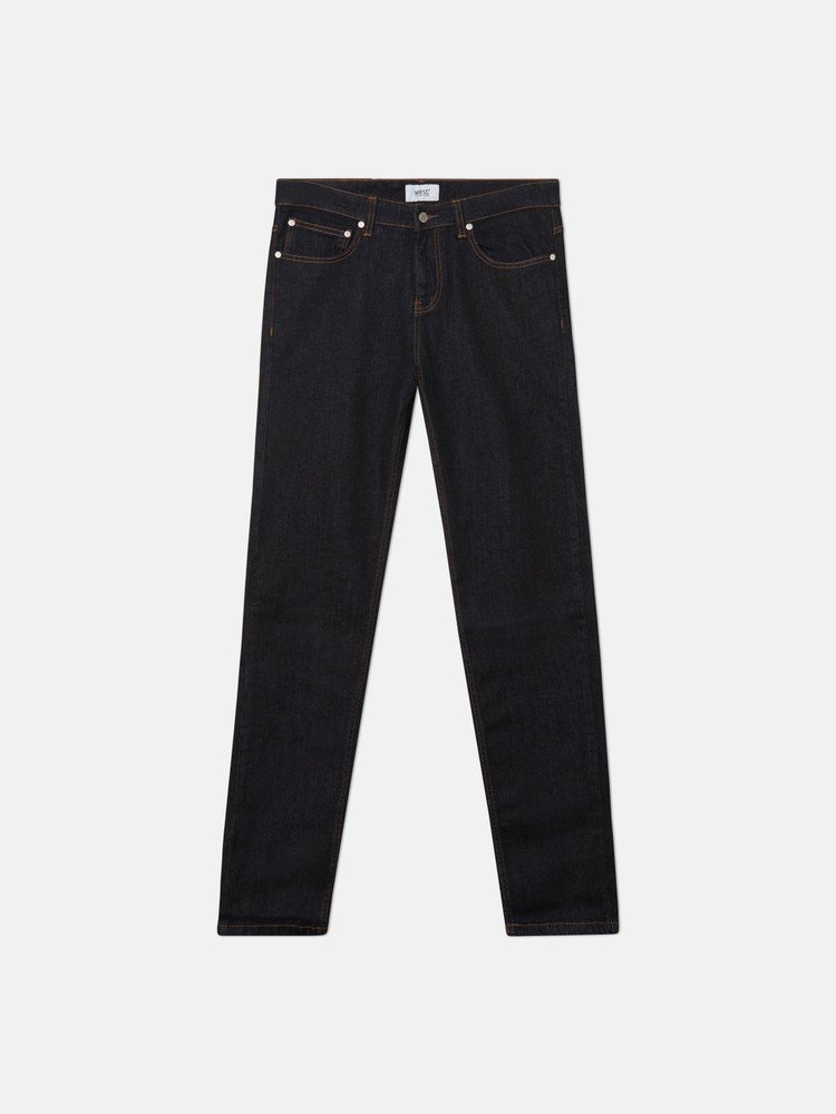 ALESSANDRO 5-pocket denim pant