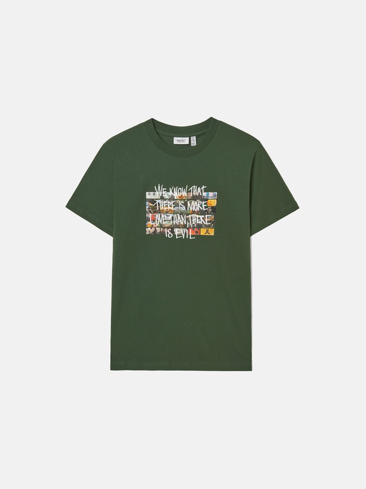 MAX MORE LOVE s/s t-shirt