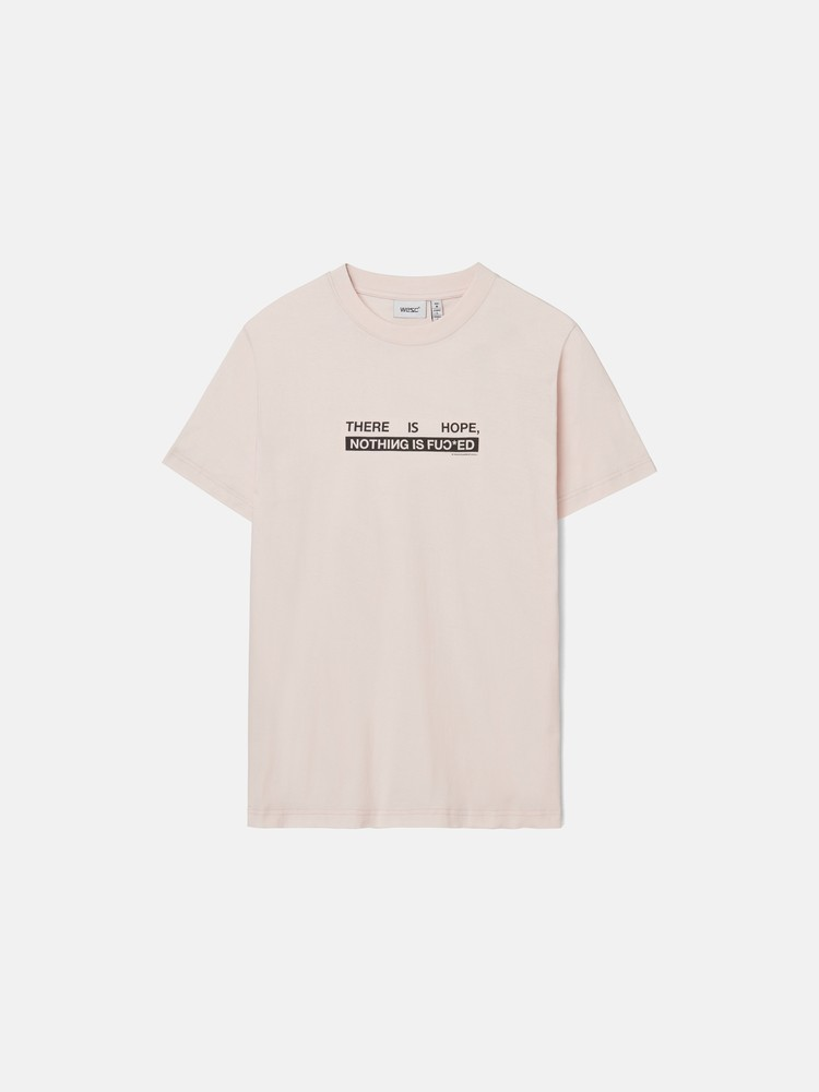 MAX THERE IS HOPE s/s t-shirt