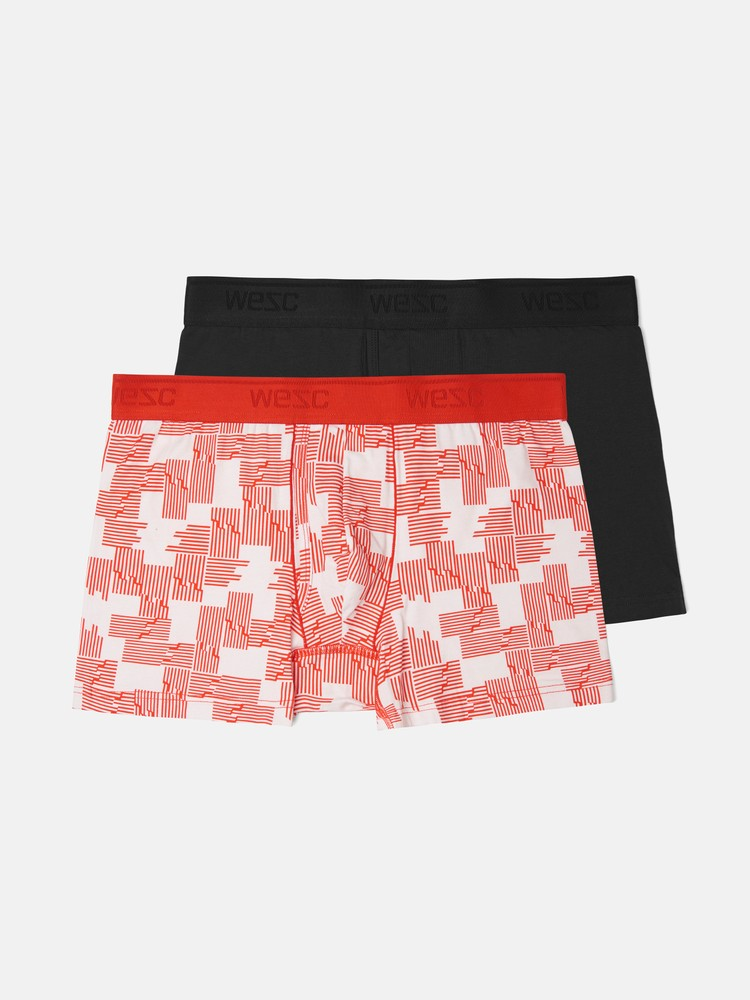 BOXER BRIEF PUZZLE 2-pack